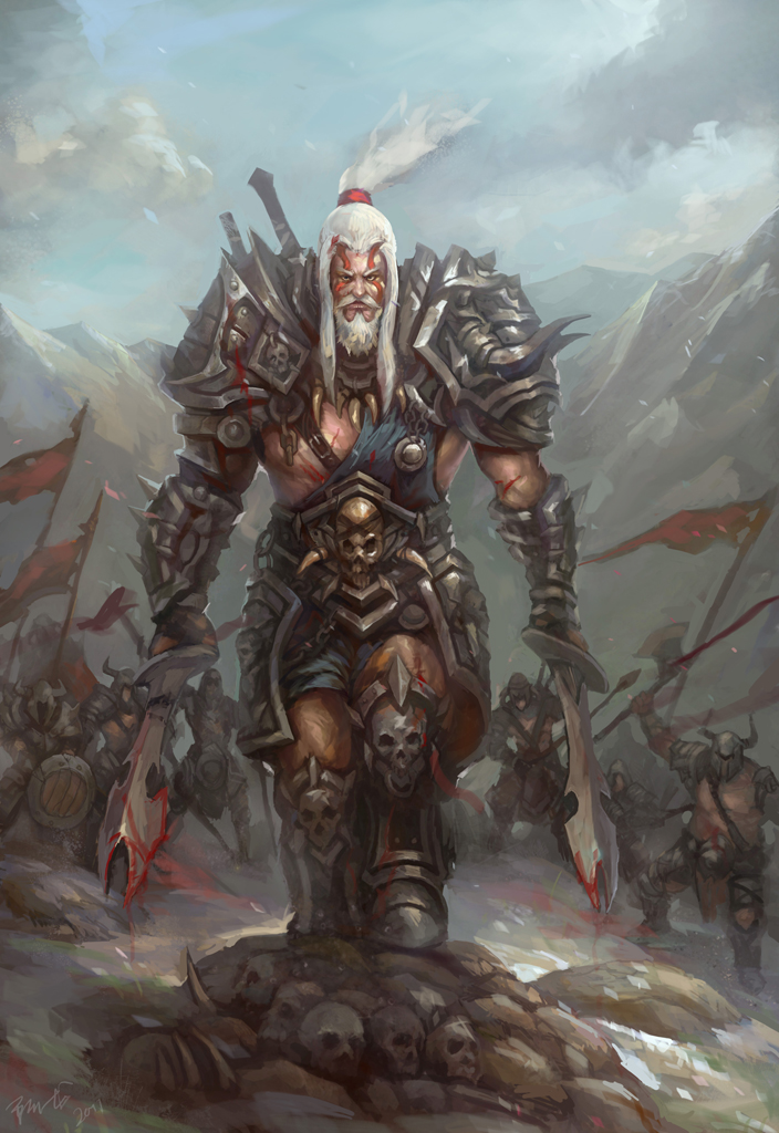 hunter gladiators steroids