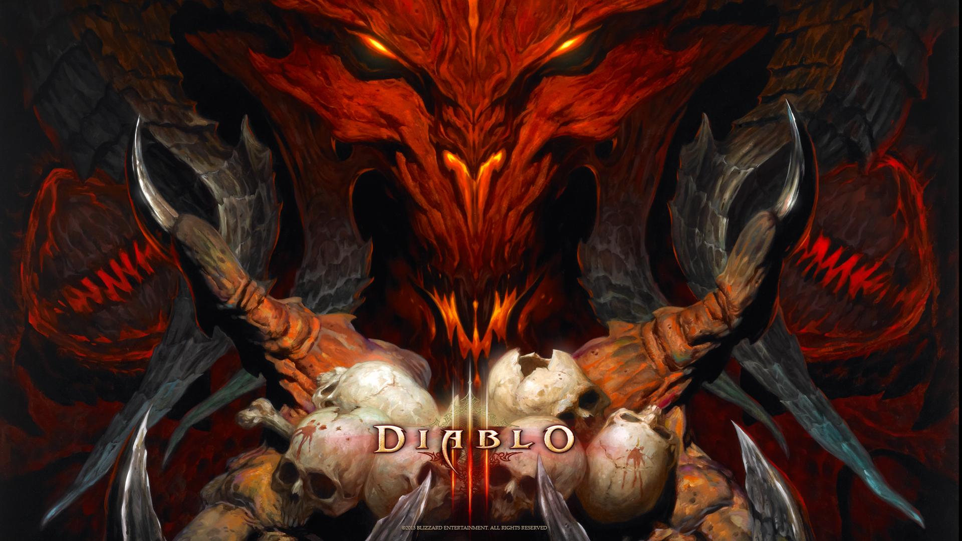#Blizzard Entertainment, #Diablo, #Diablo III | Wallpaper ...