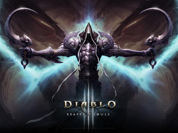 Коротко о патче 2.0.3 к Diablo 3. Зловещий новый трек из Diablo III: Reaper