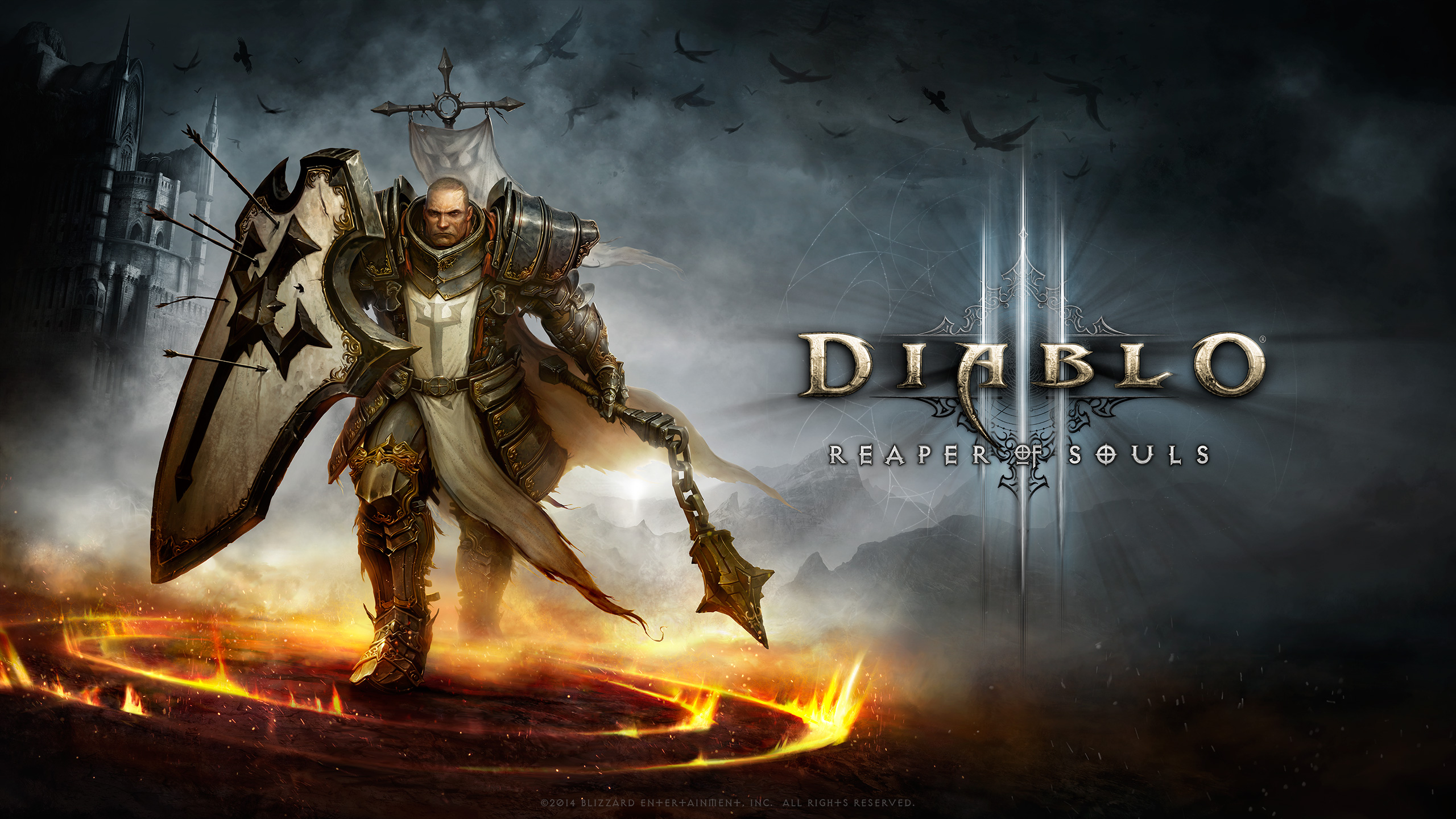diablo wallpaper 2560x1440 - photo #15