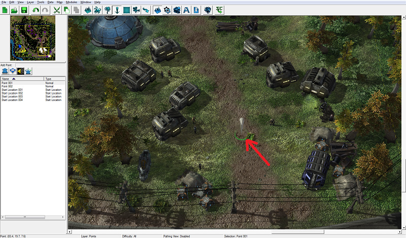 Page 3 game starcraft ii a unit to move to a specific location creating effects at a specific spot on the map and much more points are visible in the editor but not in game gumiabroncs Images