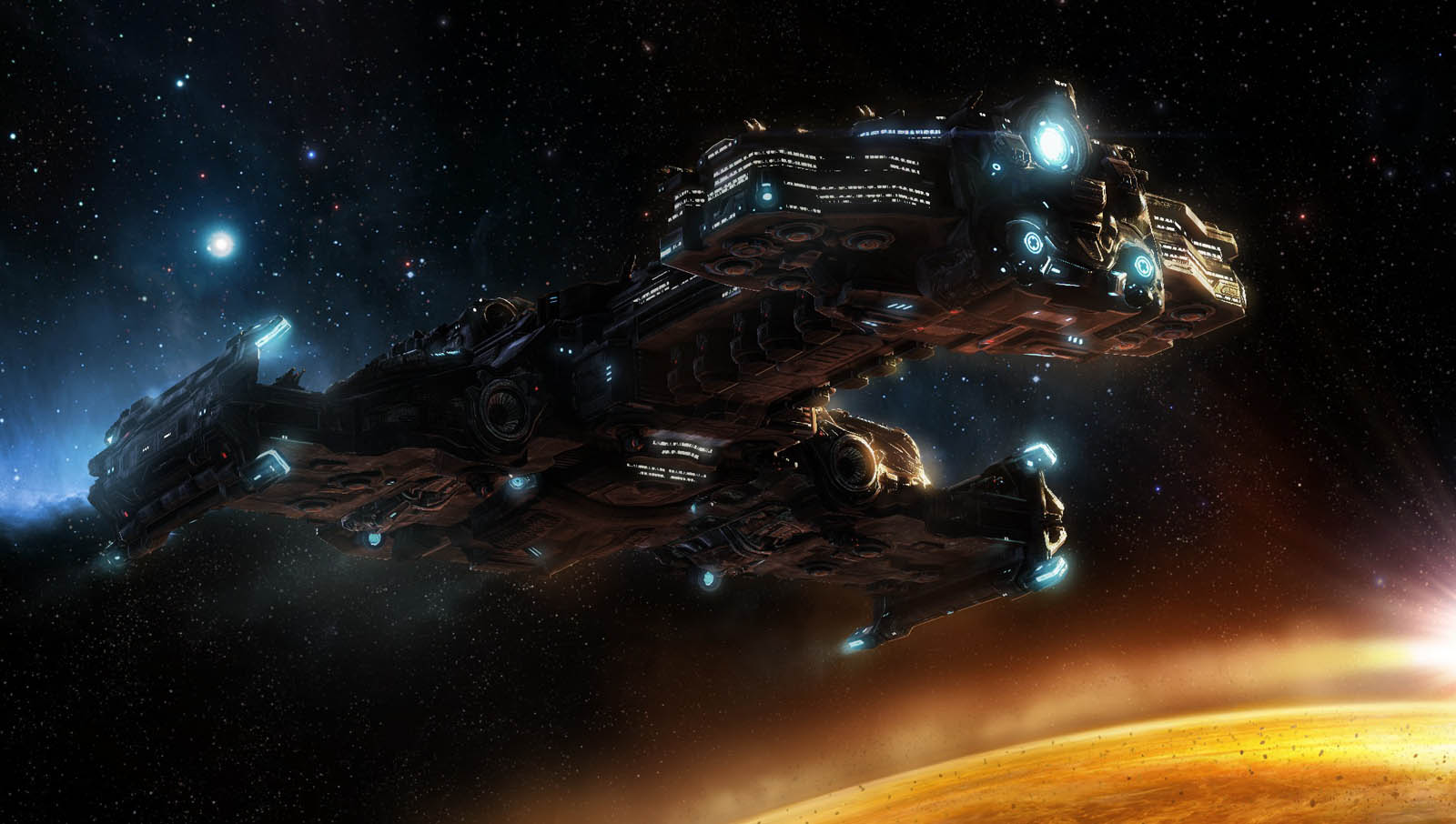 Artwork - Media - StarCraft II