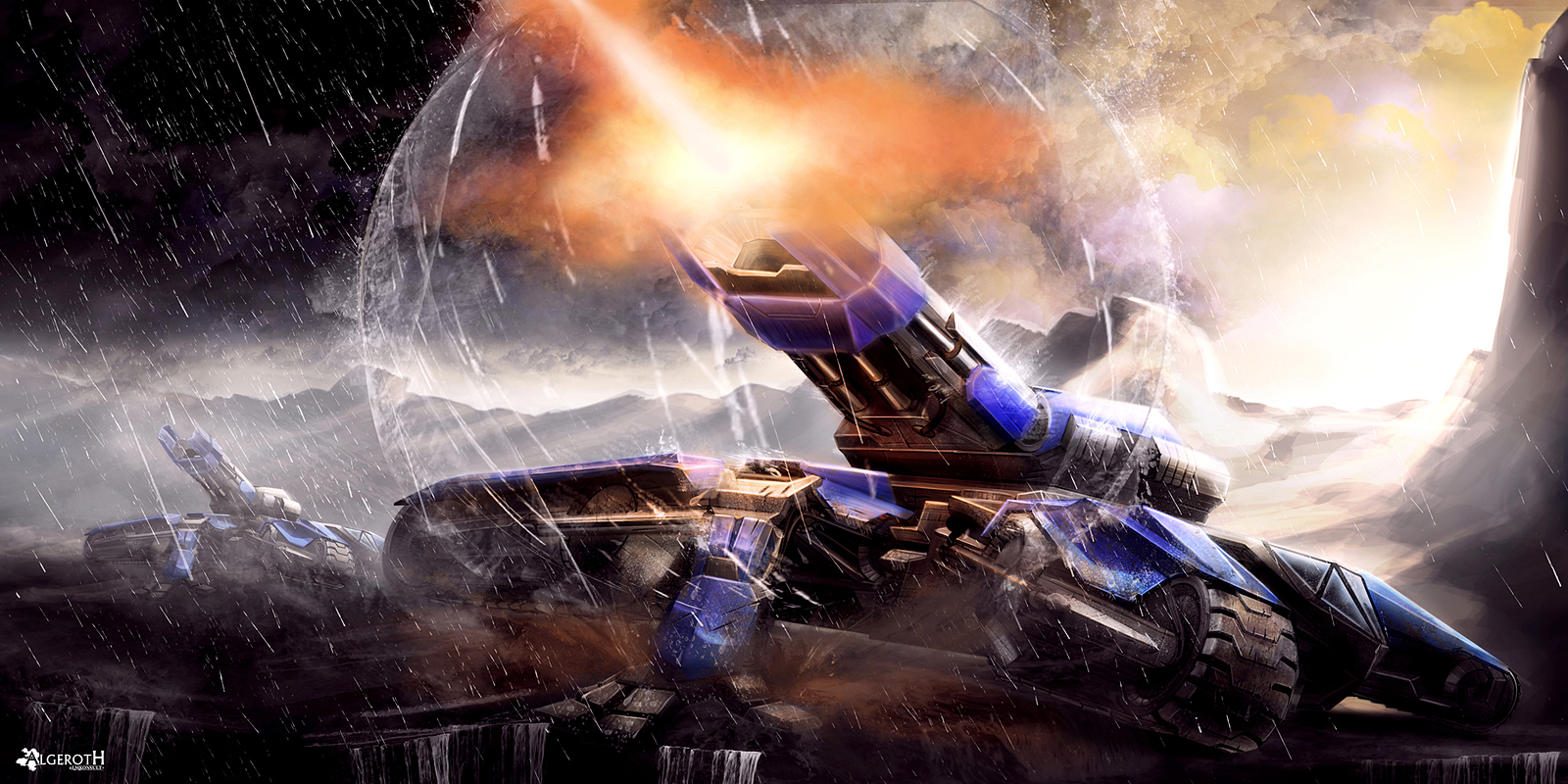 Out of the dark daot remnants in 40k page 157 - Starcraft 2 wallpaper art ...