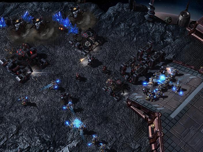 MegaPost Starcraft 2 Todas Las Razas y Unidades