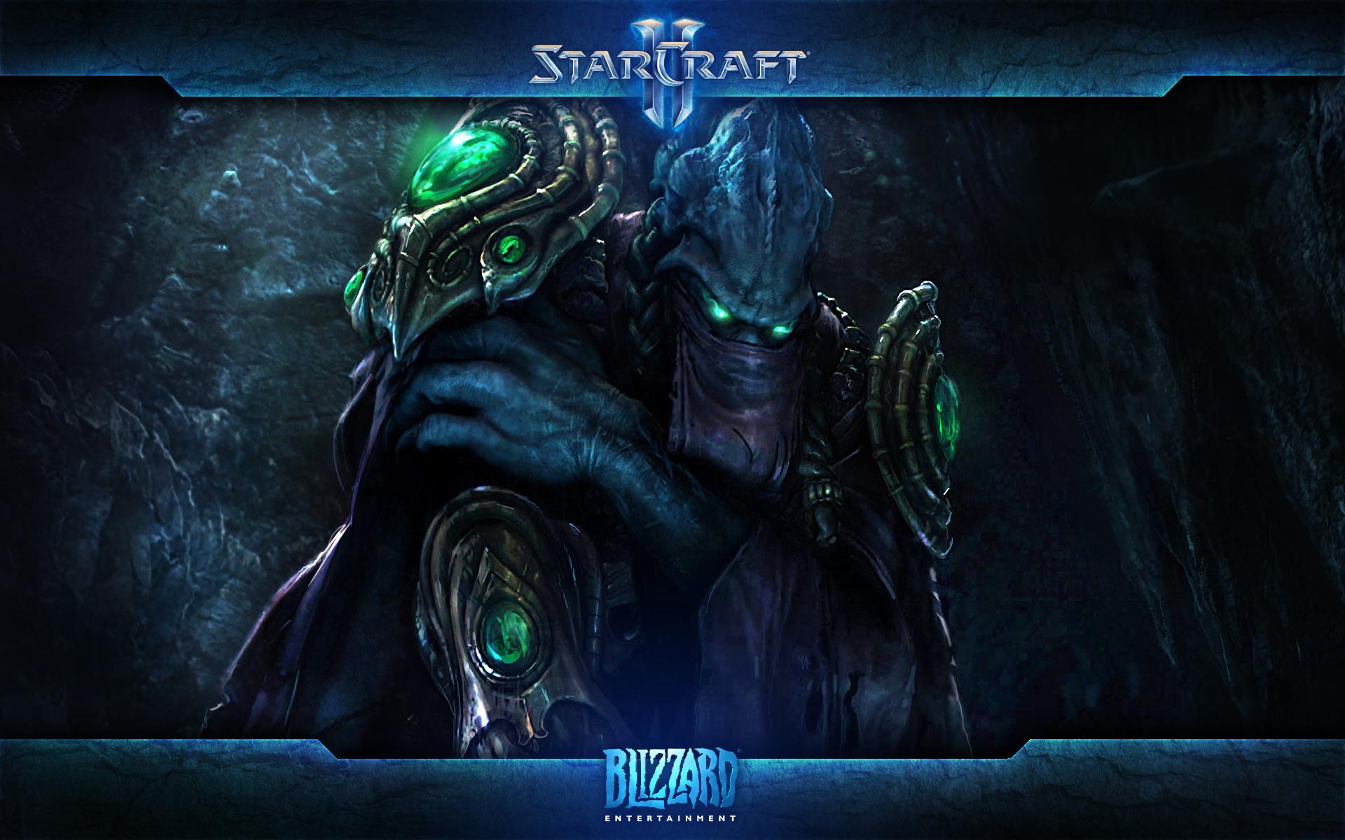 Starcraft HD Desktop Wallpapers for
