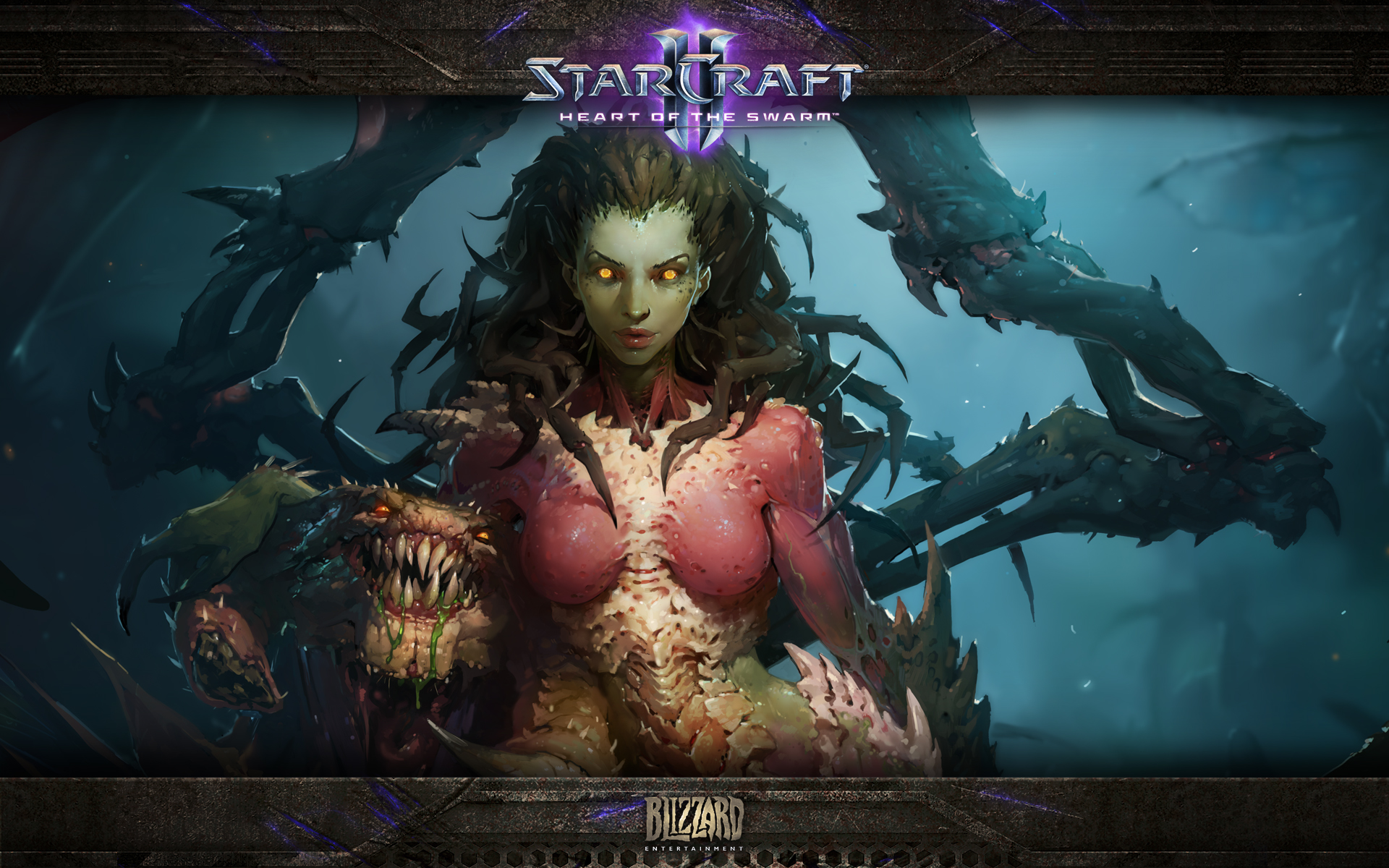 Wallpapers Media StarCraft II