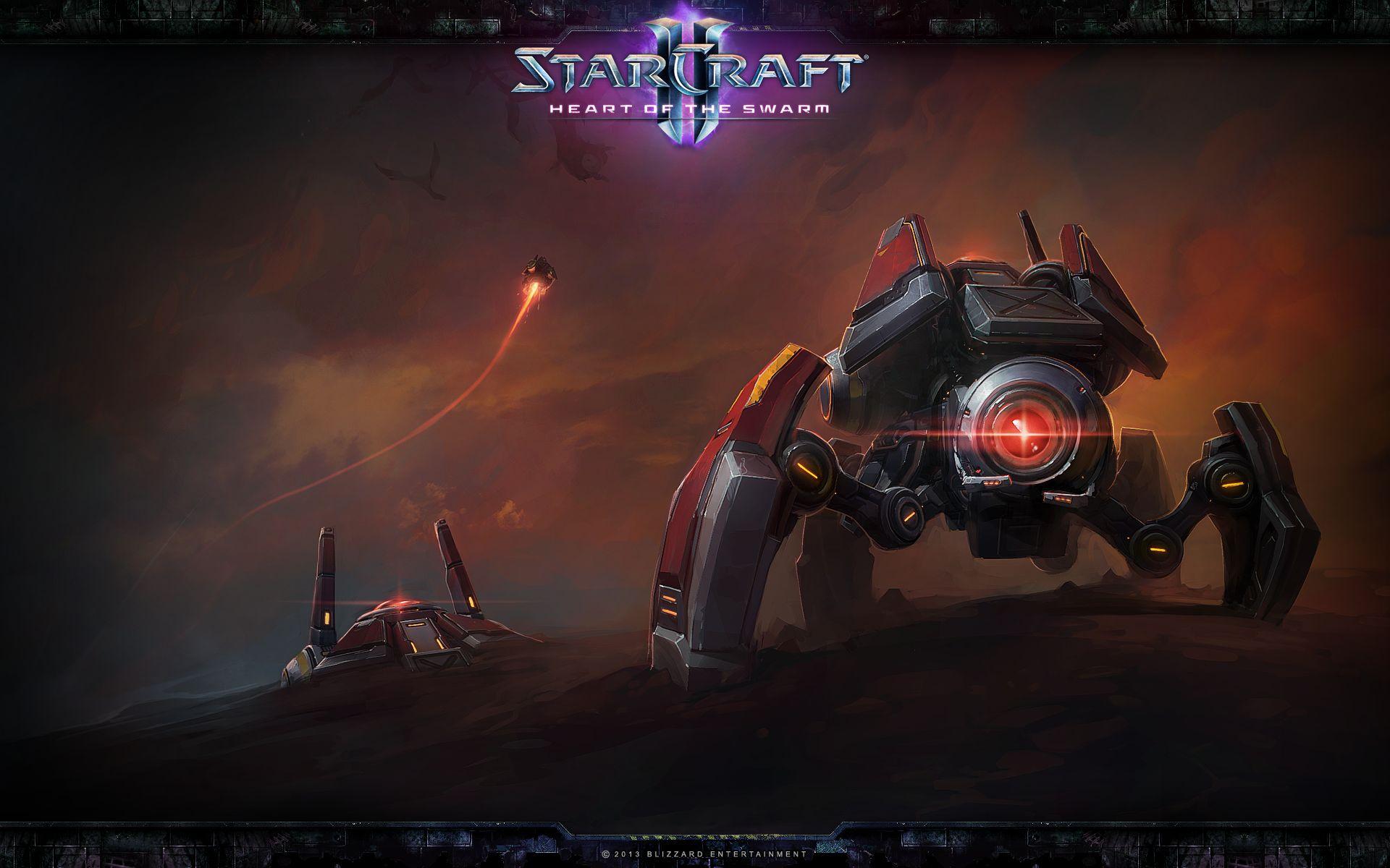StarCraft Wallpapers Album on Imgur