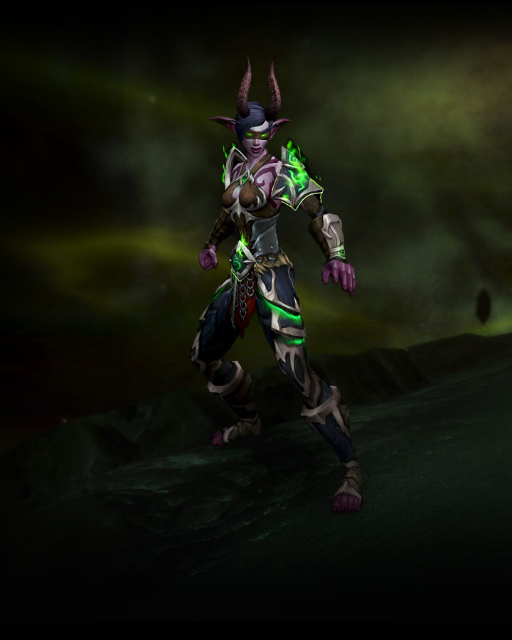 World of warcraft legion for Demon hunter