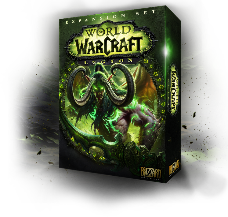 World of Warcraft Legion CD Key