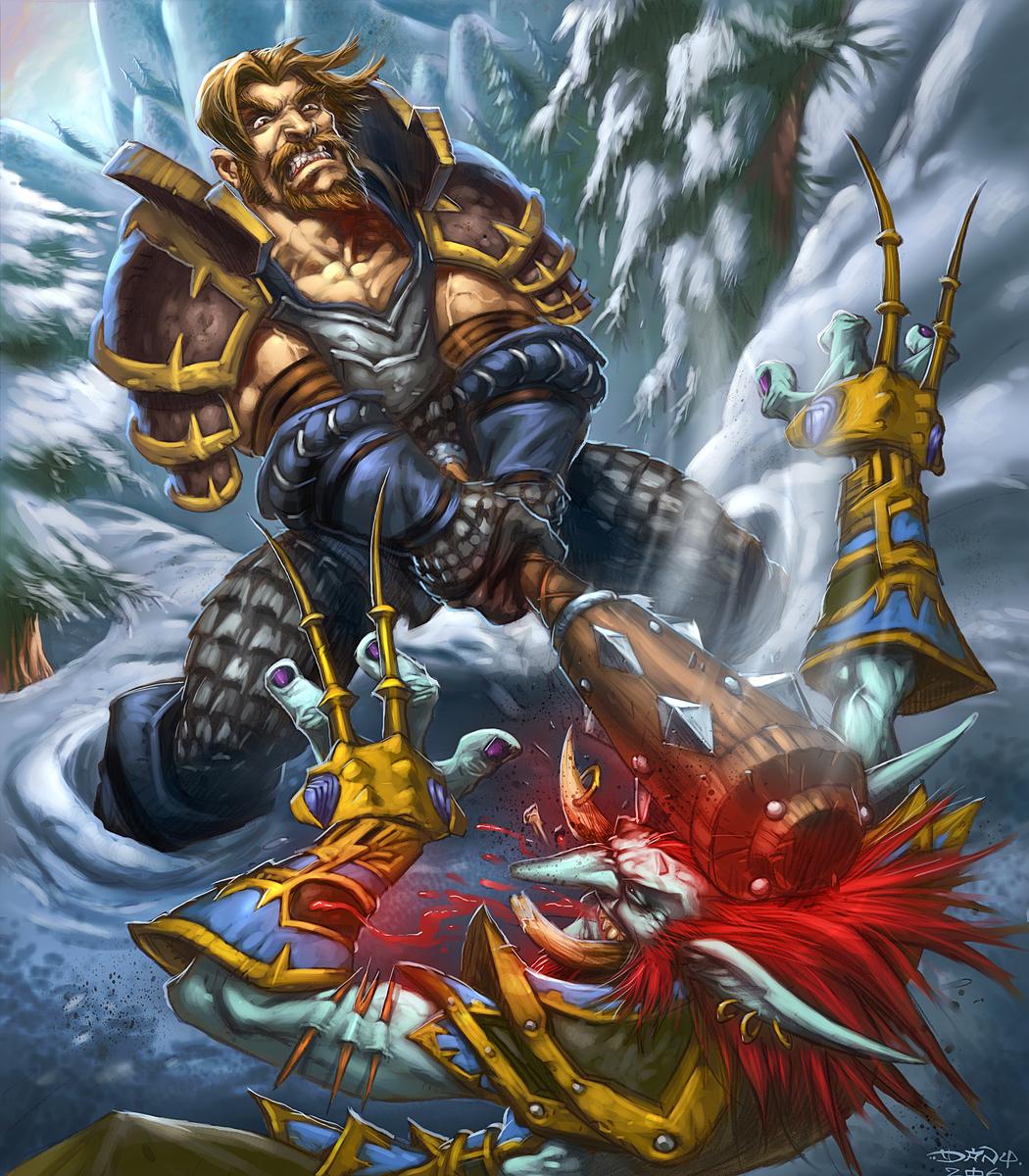 Humans Warcraft porncraft gallery