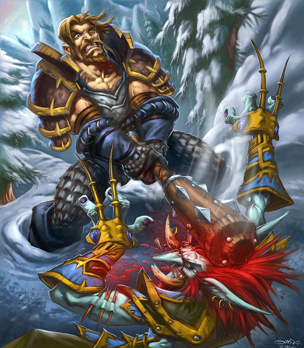 Warcraft human adult pic
