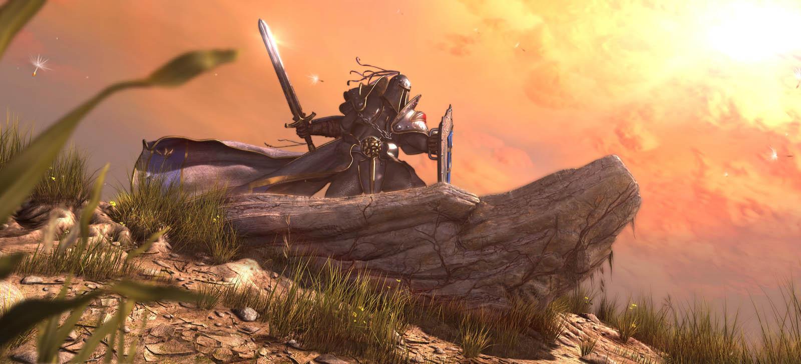 Warcraft 3 - Knight