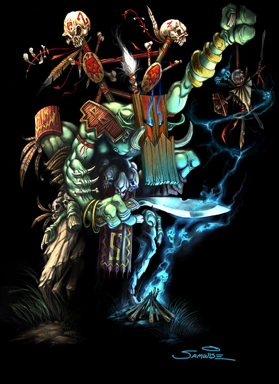 Witch Doctor, Variant (5e Class) - D&D Wiki