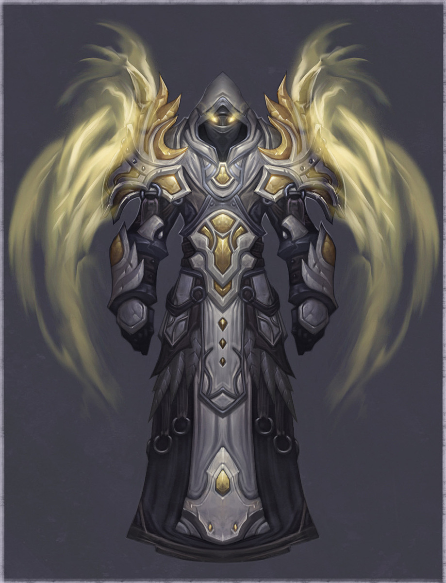 world of warcraft priest: