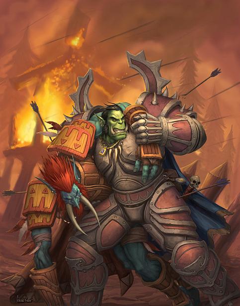 warcraft orc horde - photo #11