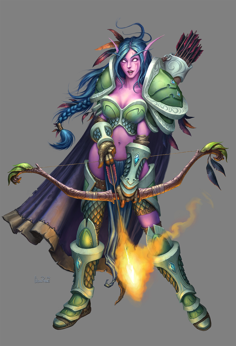 World of warcraft shina hentay images