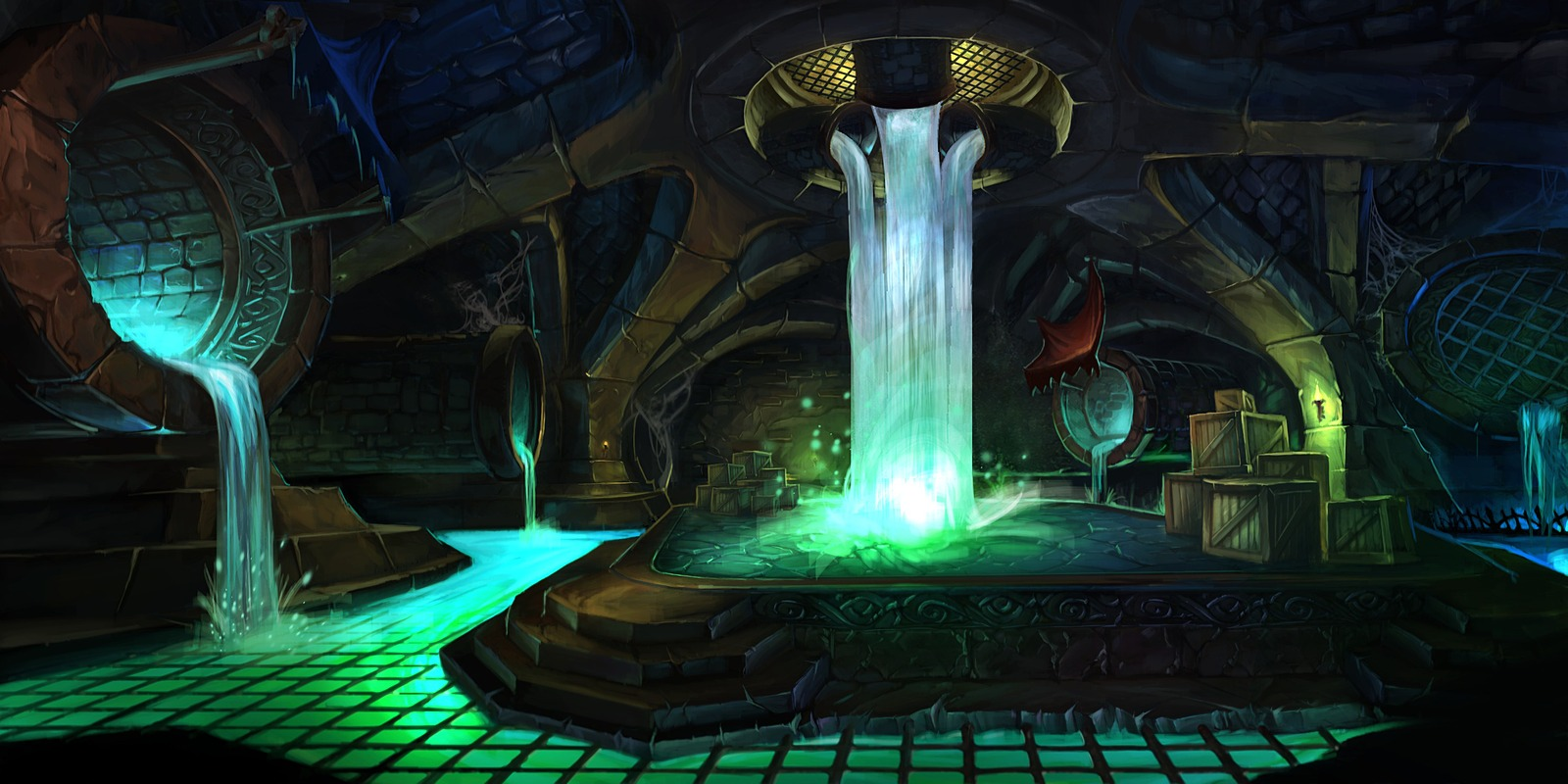 Un Flic, une Chauve-souris, un Monstre [Gordon] Loadscreen-dalaran-sewers-full