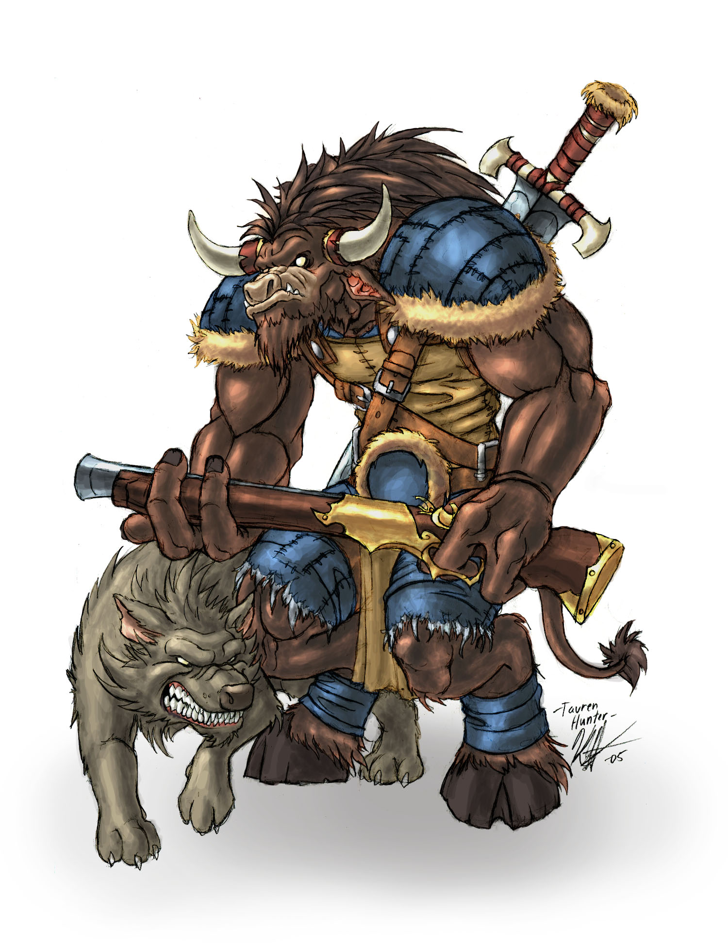 Tauren World of Warcraft sex adult gallery