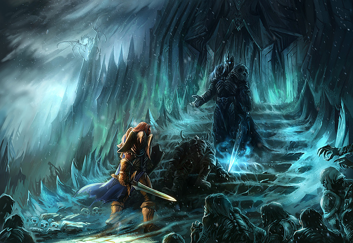 Arthas Build Guide Soloq Lich King Heroes Of The Storm Hots Strategy Builds With unrivalled lane clear thanks to his ability to summon skeletons and cleave minions. heroesfire