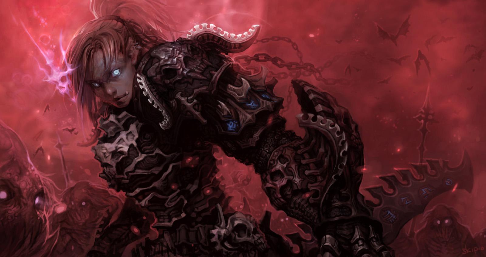 Orcs abuse girls xxx image