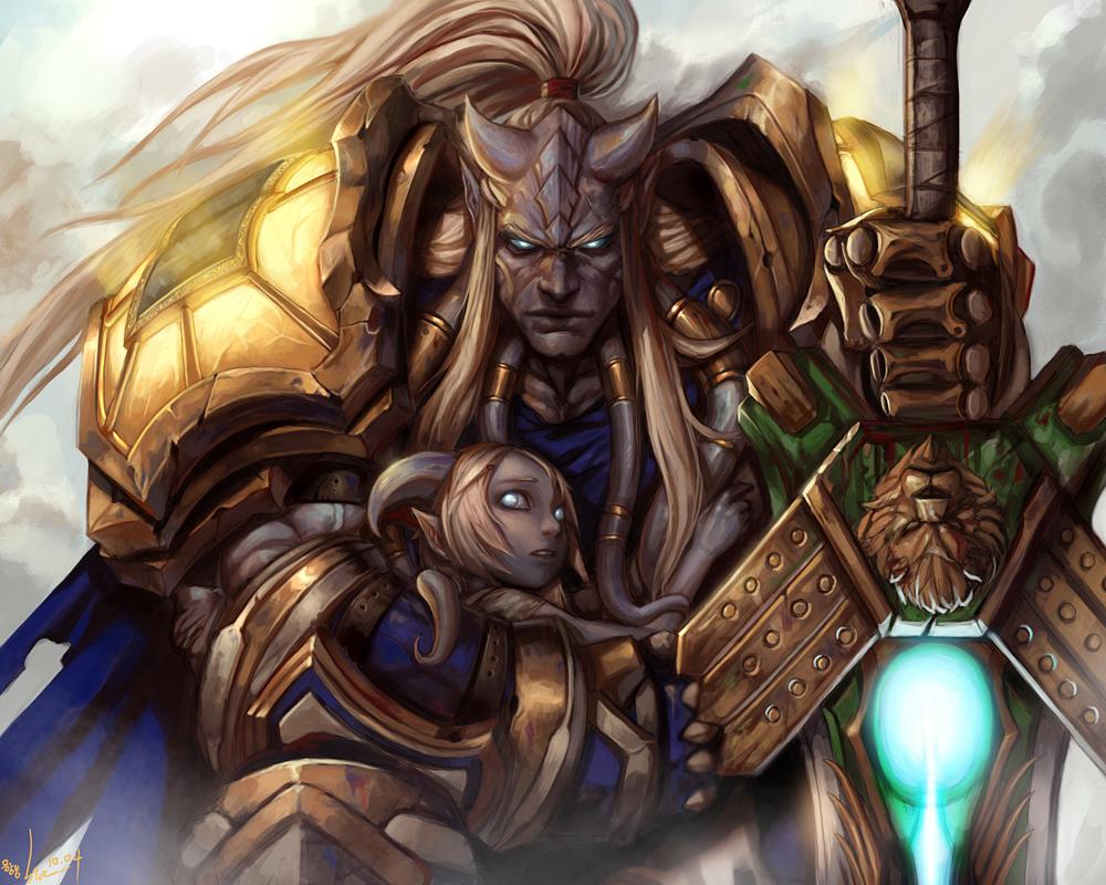 World of Warcraft draenie porn videos hentai photos