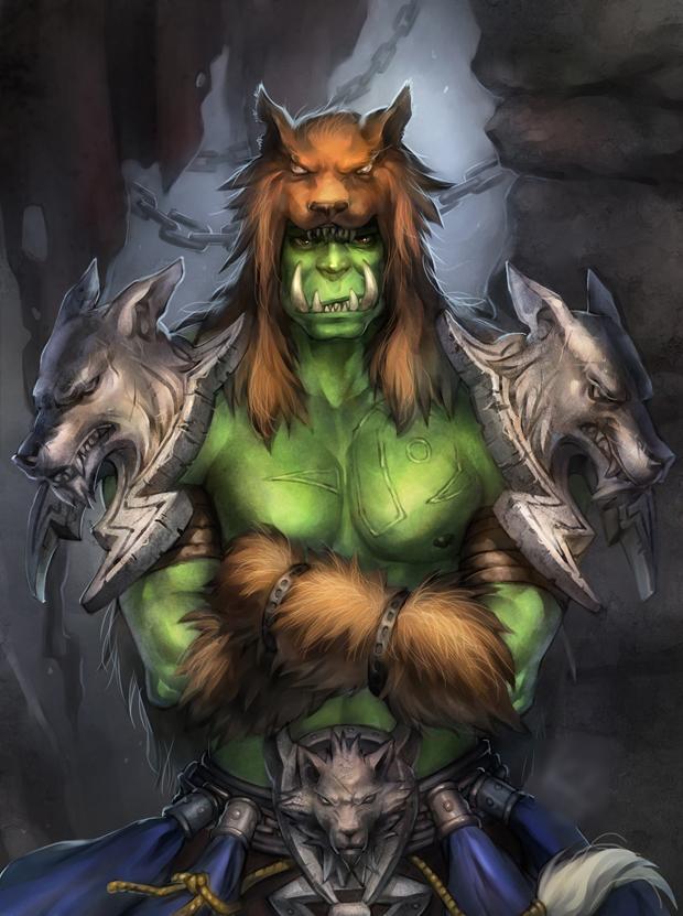 Orc Shaman Lore Keywords Orcs Shaman