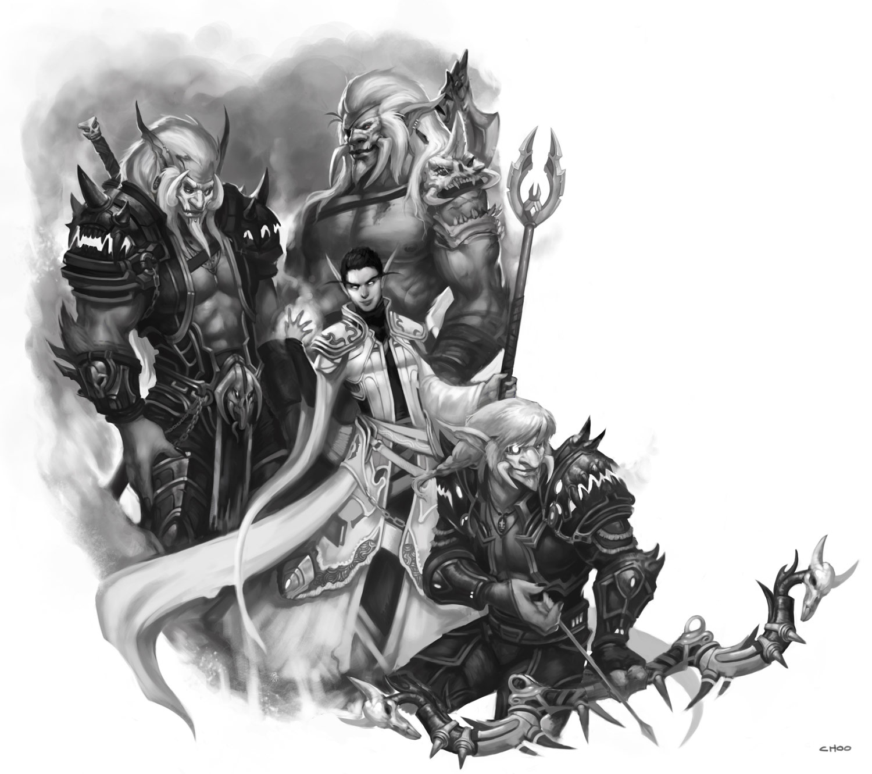Porn wow orcs goblins blood elf jizzart nudes tube