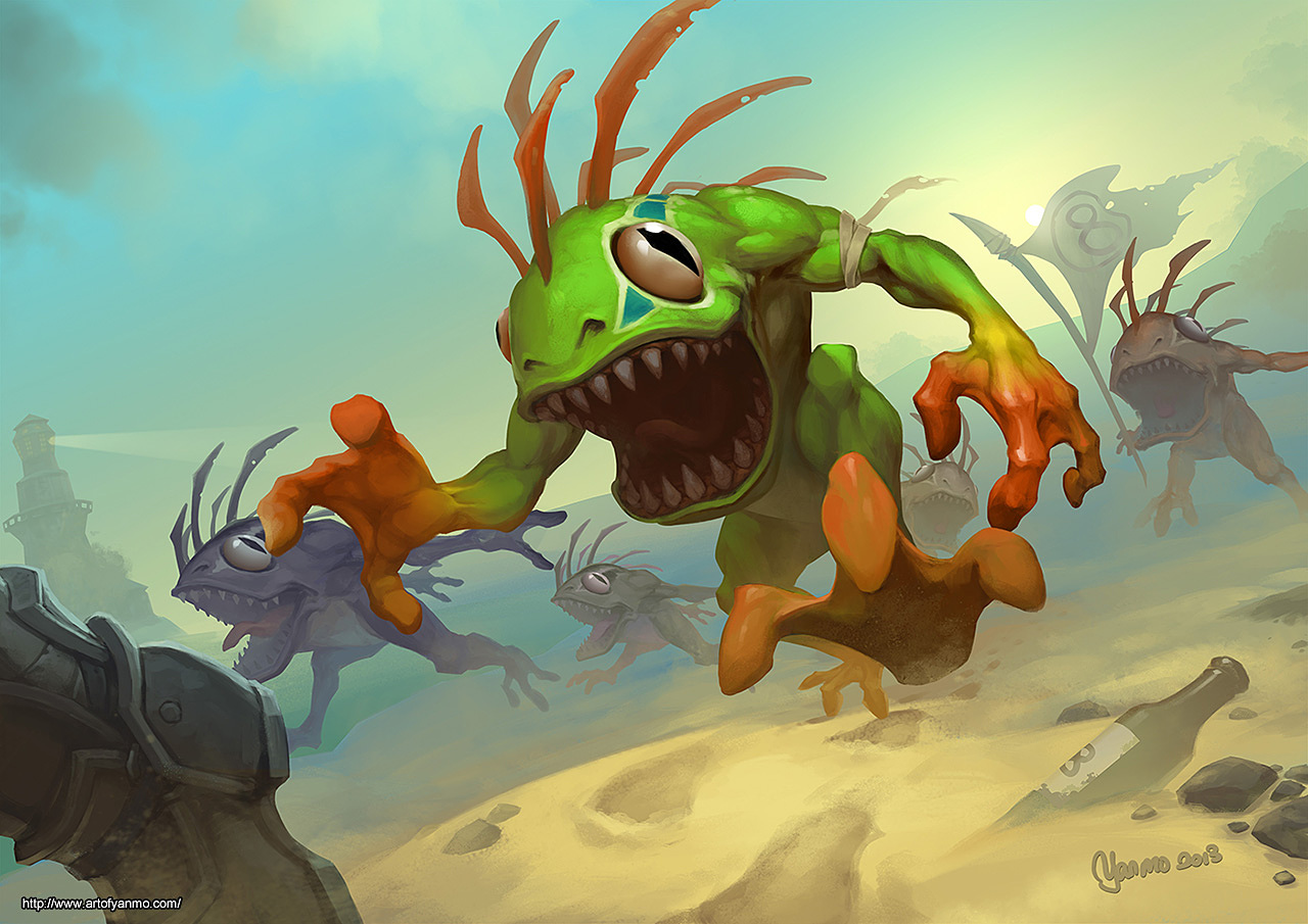 Murloc gif sex galleries