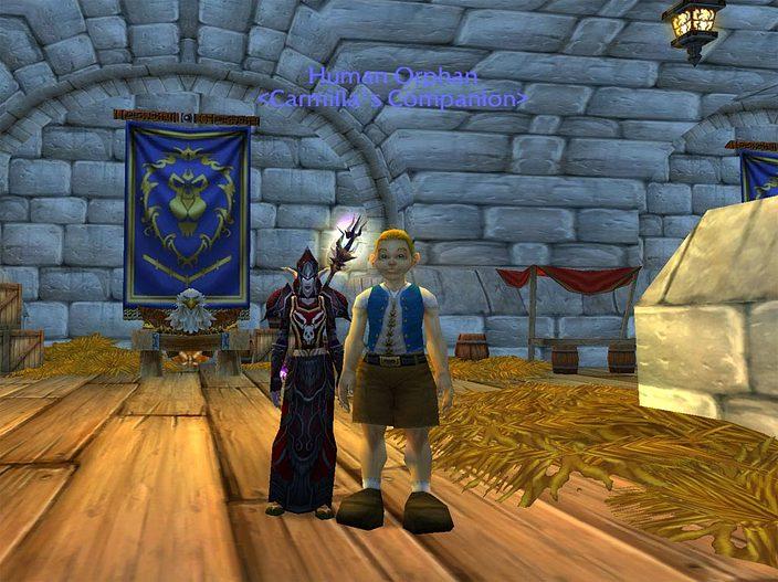 Детская неделя в World of Warcraft
