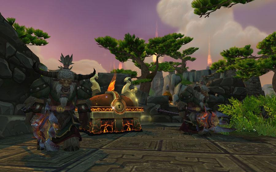 Kaiser Shaohao Spiel World Of Warcraft