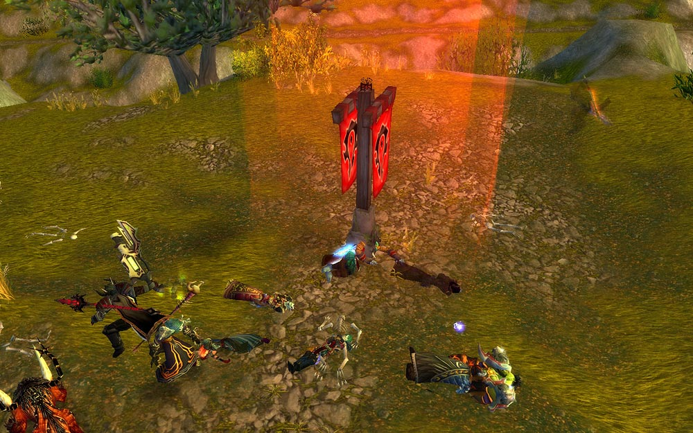 the battle for arathi basin 'wow' add-on 'battle for azeroth' brings the series back to basics wow, casually: of arathi basin, the faire and arathi basin is great for those players who.