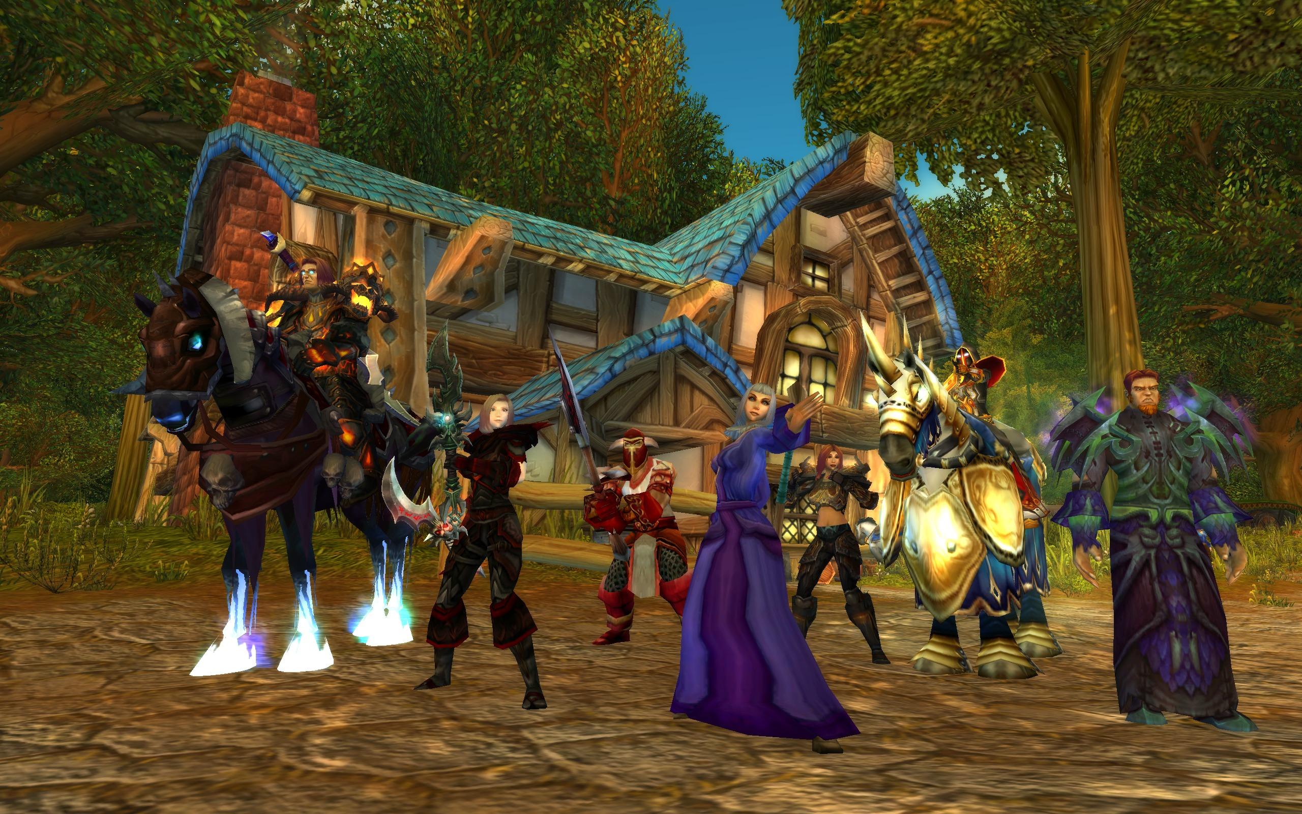 Races  Media  World of Warcraft
