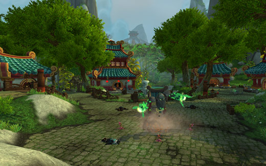 Greenstone Village http://eu.battle.net/wow/fr/zone/greenstone-village/