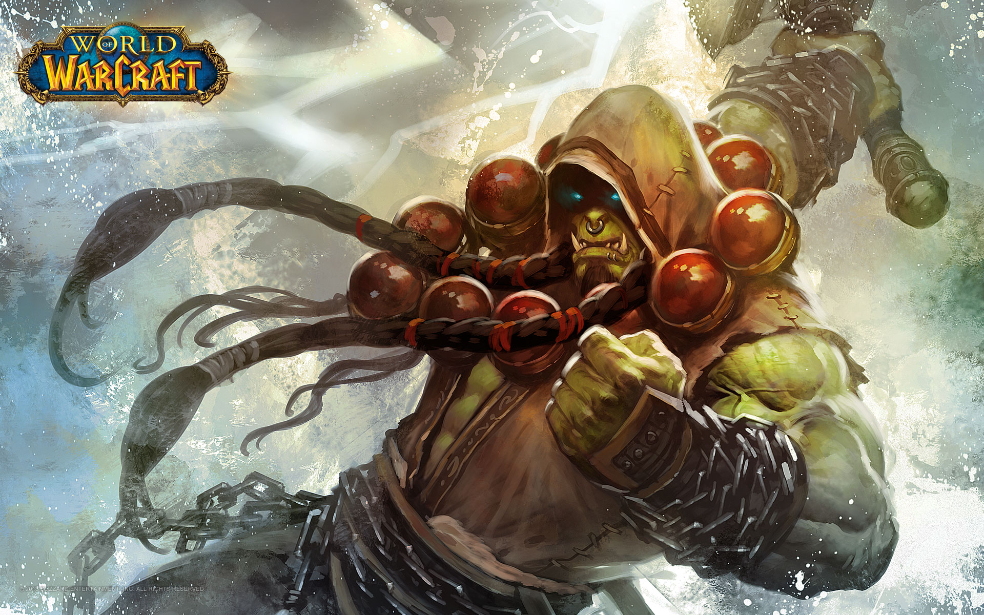 warcraft thrall wow - photo #22