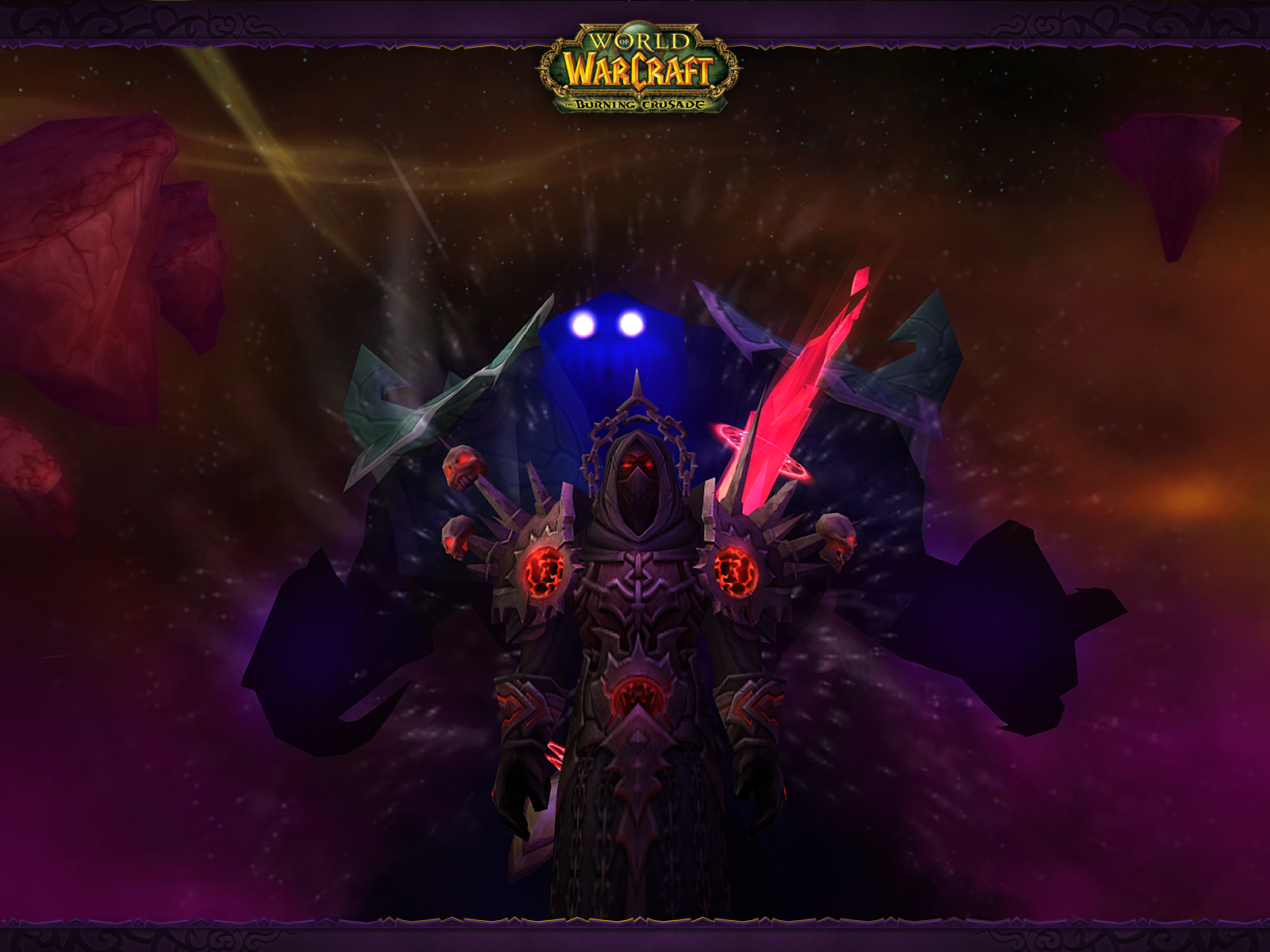 World of Warcraft Warlock Wallpapers HD, HD Desktop Wallpapers