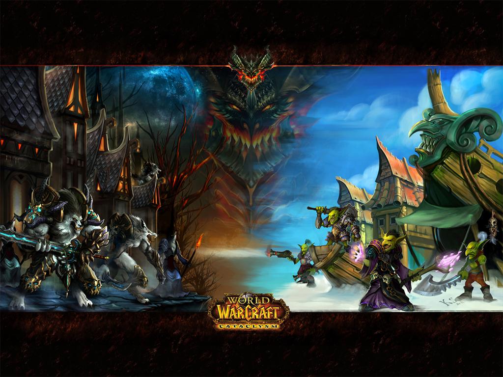 Maska lateksowa - World of Warcraft Goblin
