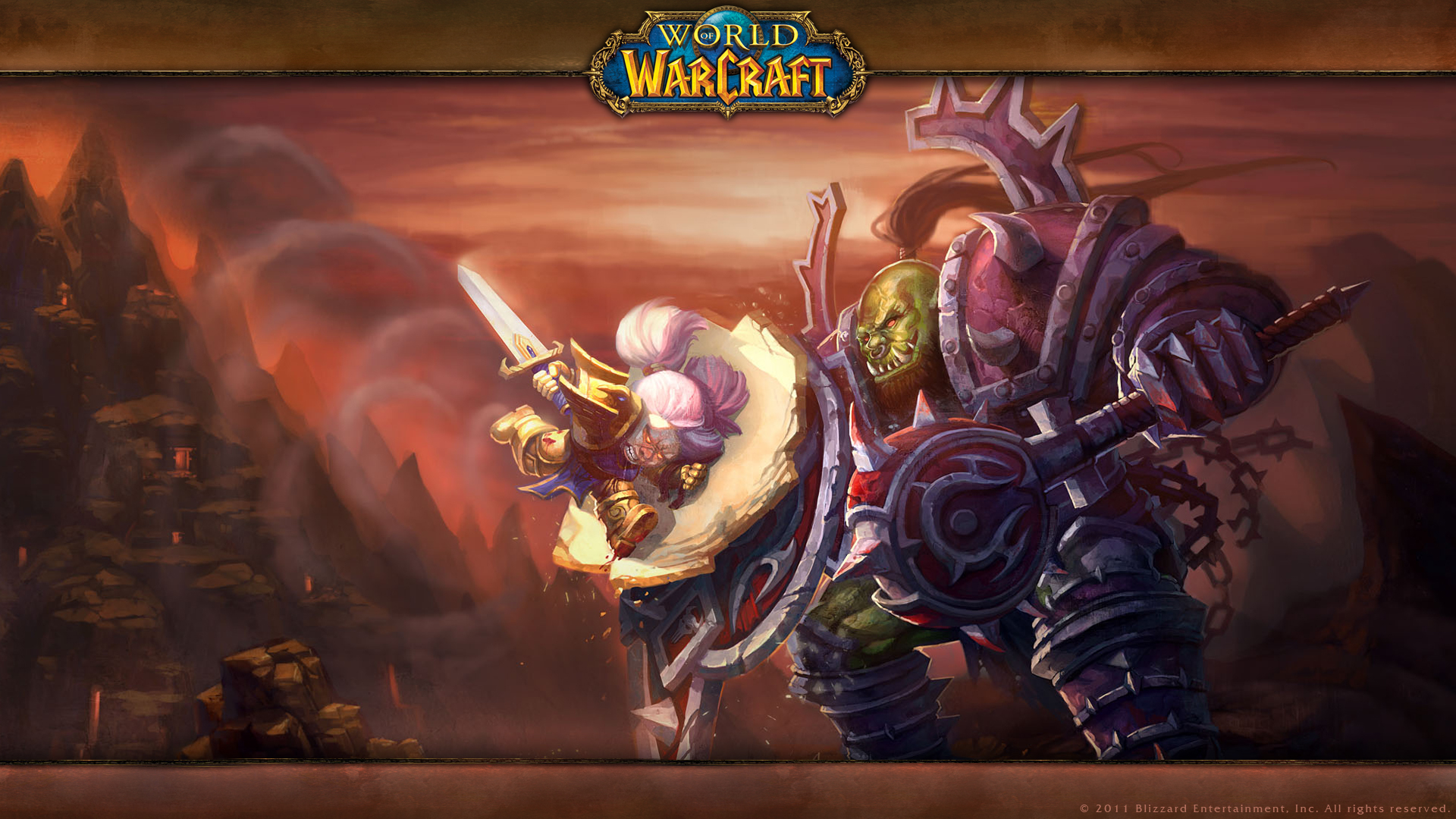 Wow Warrior wallpaper - 941591