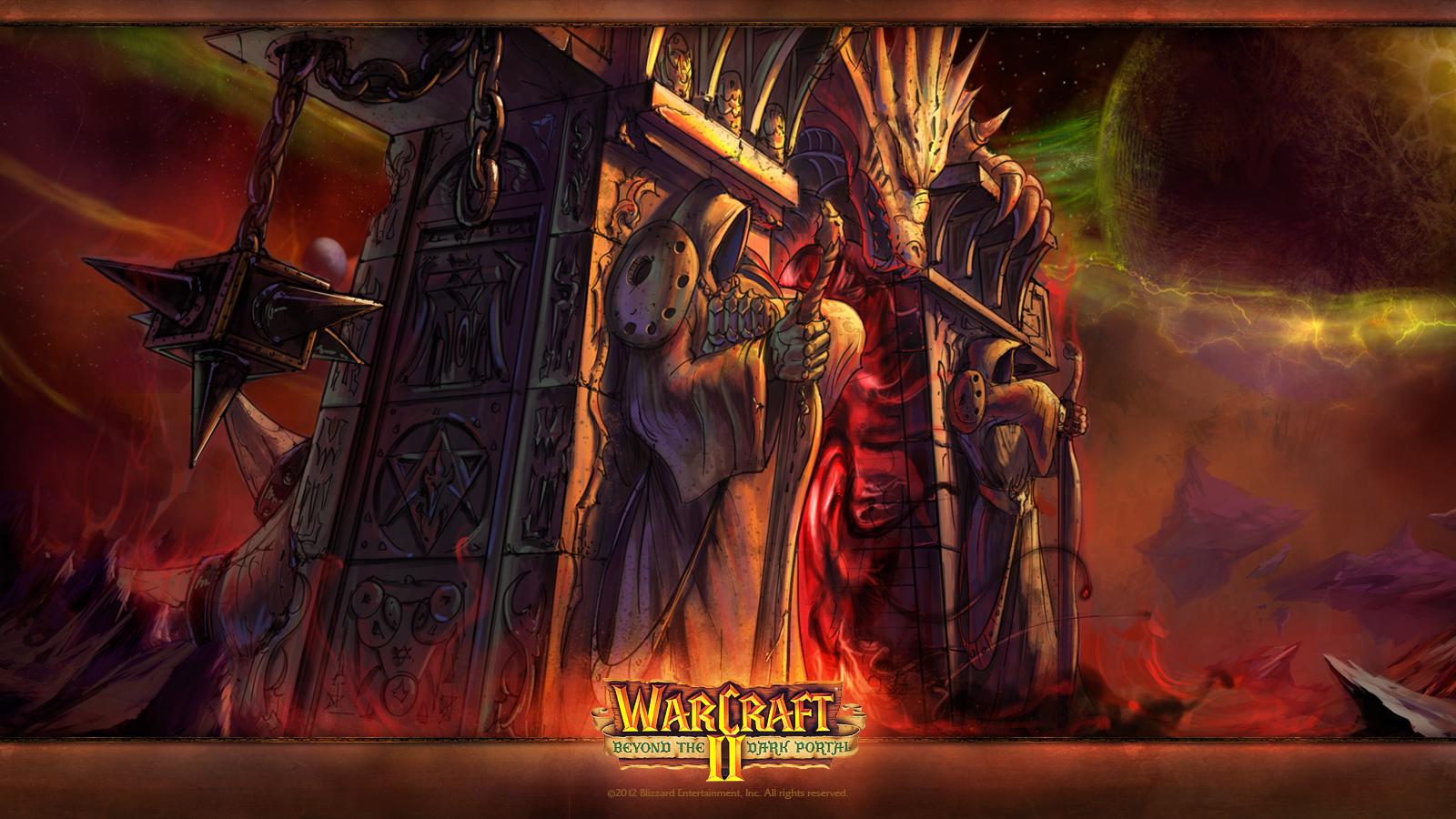 World Of Warcraft The Dark Portal Uhd 4k Wallpaper: Bitter's Blog • Warcraft II: The Dark Portal