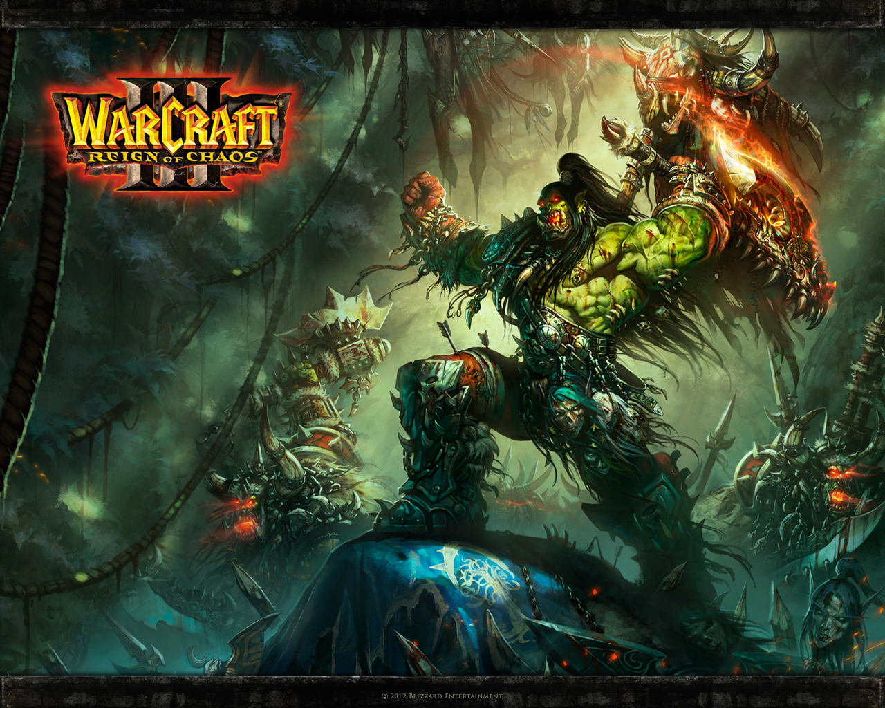 world of warcraft wallpaper 1280x1024 - photo #34