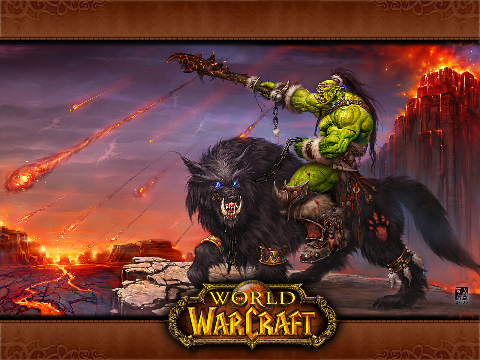 World of warcraft orc mount sexy pictures
